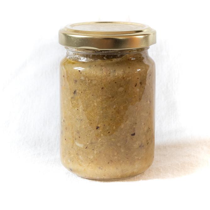 ממרח ארטישוק עם נגיעות כמהין
