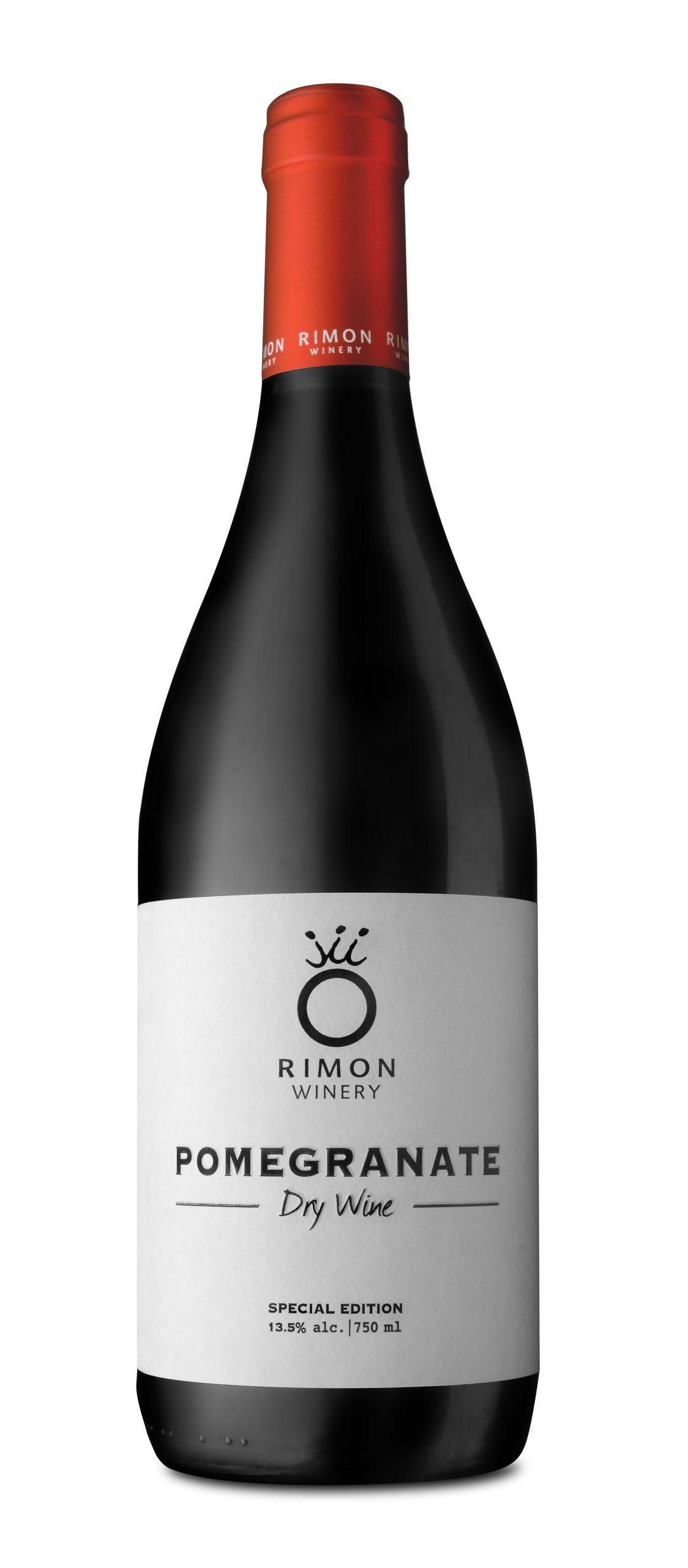 """יקב רימון """"יין יבש מהדורה מיוחדת"""