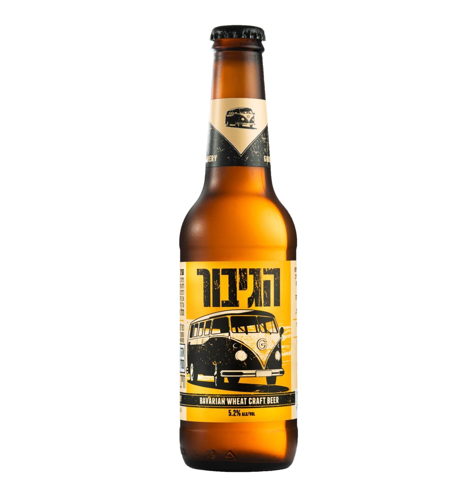 בירה הגיבור חיטה