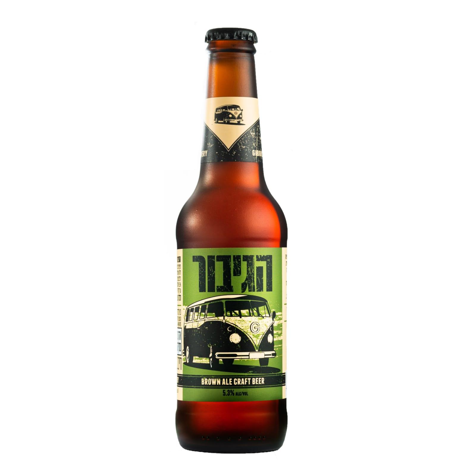 בירה הגיבור בראון אייל