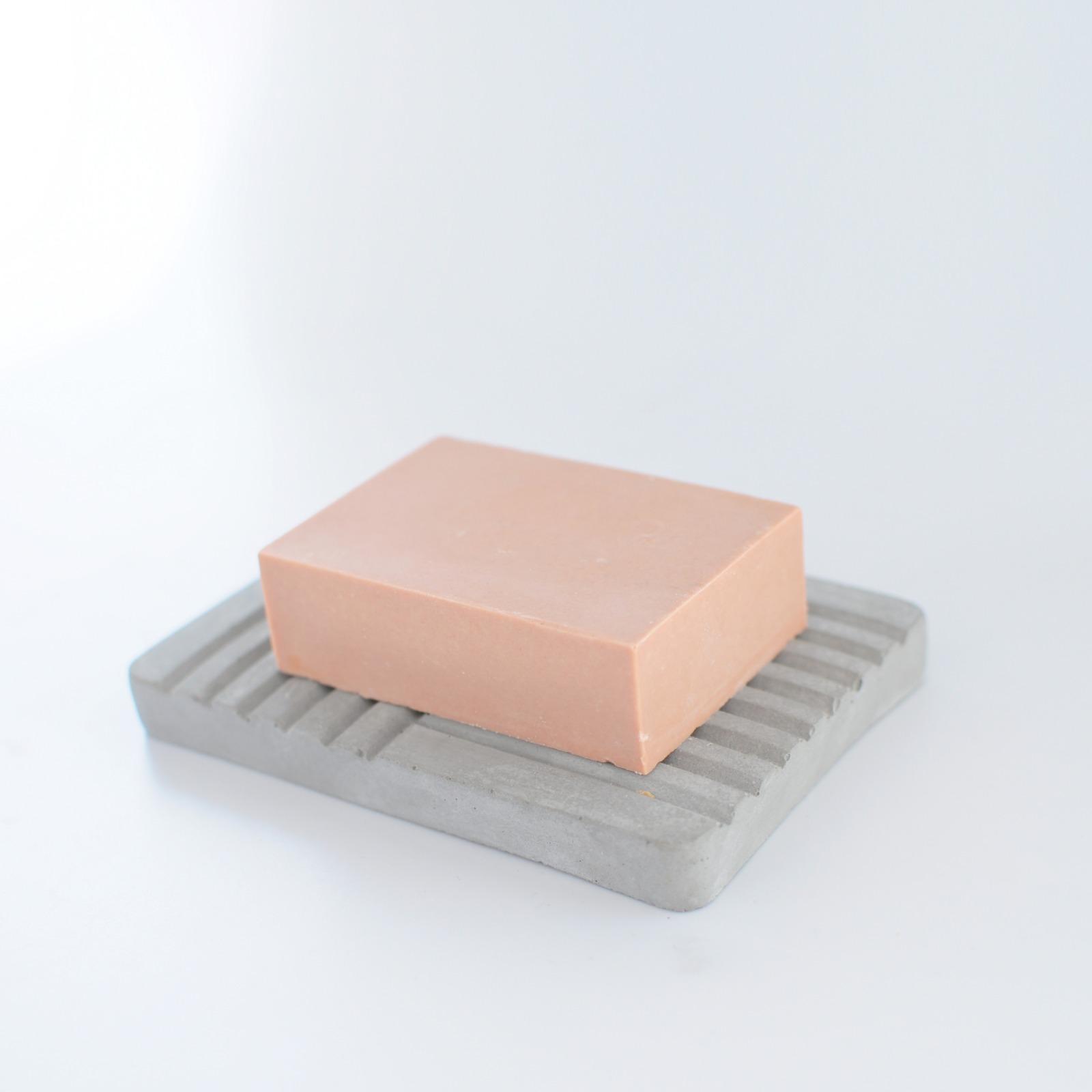 סבון טבעי PINK CLAY